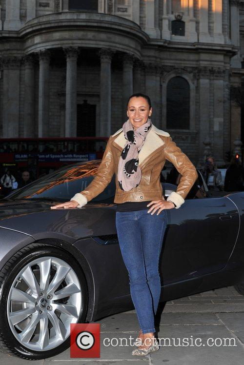 jessica ennis poses during a photocall at 4155872