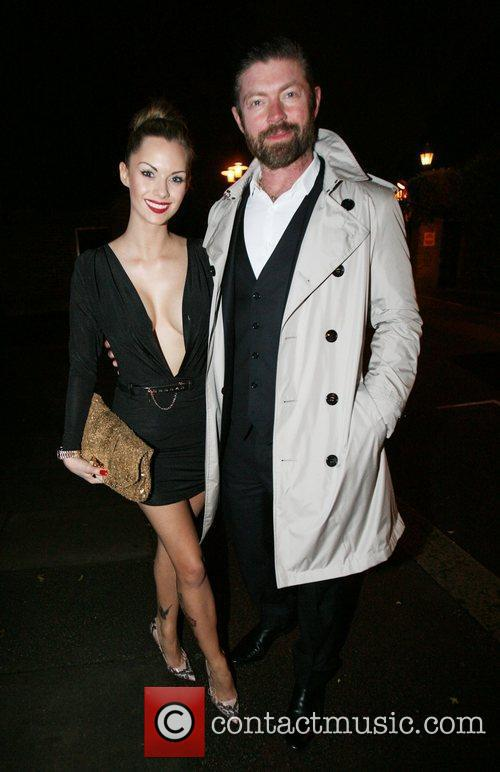 Jessica-Jane Clement and fiance Lee Stafford Recently engaged...
