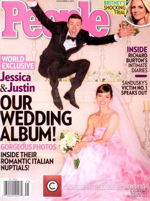 Justin Timberlake wedding