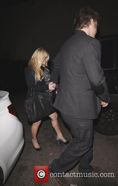 Jessica Simpson and Eric Johnson 7