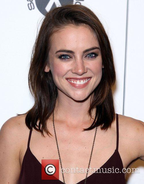 Jessica Stroup celebrates her birthday at Pure Nightclub...