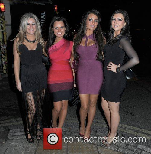 Black dress night out 911