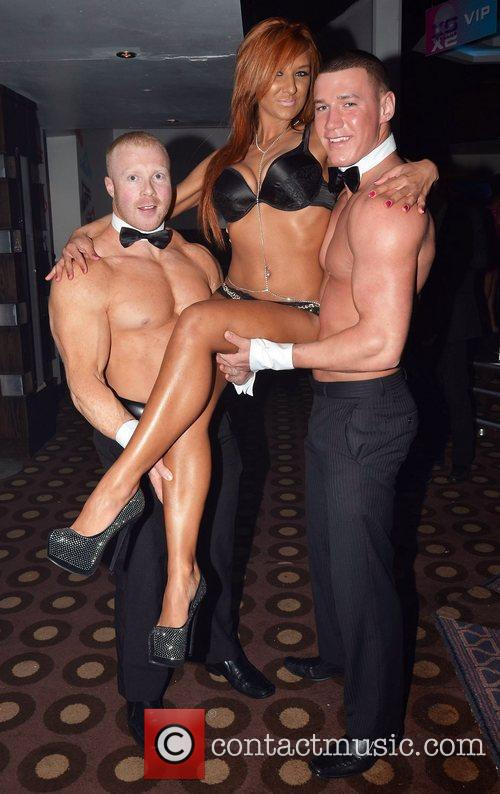 Jay Brogan, Kasia Ziomek and Bryan Hickey Jessica...