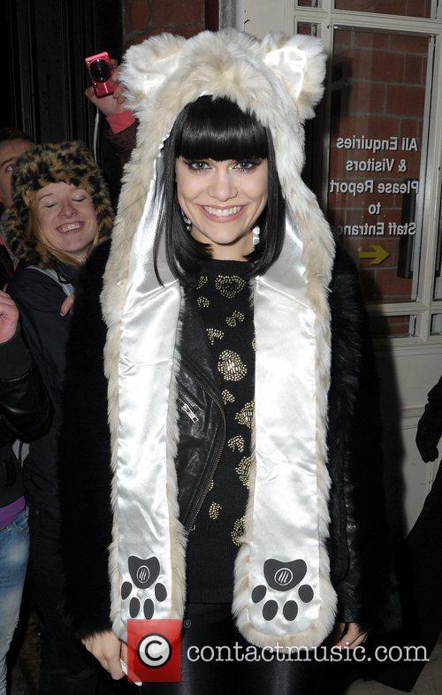Jessie J real name Jessica Cornish leaves the...