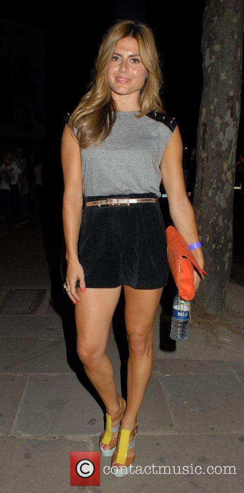 zoe hardman celebrities leaving jessie js special 5888867