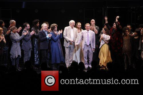 Andrew Lloyd Webber, Des Mcanuff and Tim Rice 2