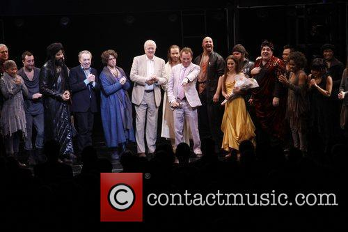 Andrew Lloyd Webber, Des Mcanuff and Tim Rice 5