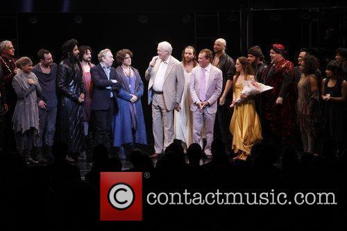 Andrew Lloyd Webber, Des Mcanuff and Tim Rice 1