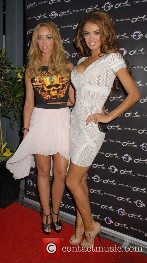 lauren pope and chloe sims celebrities at 3970897
