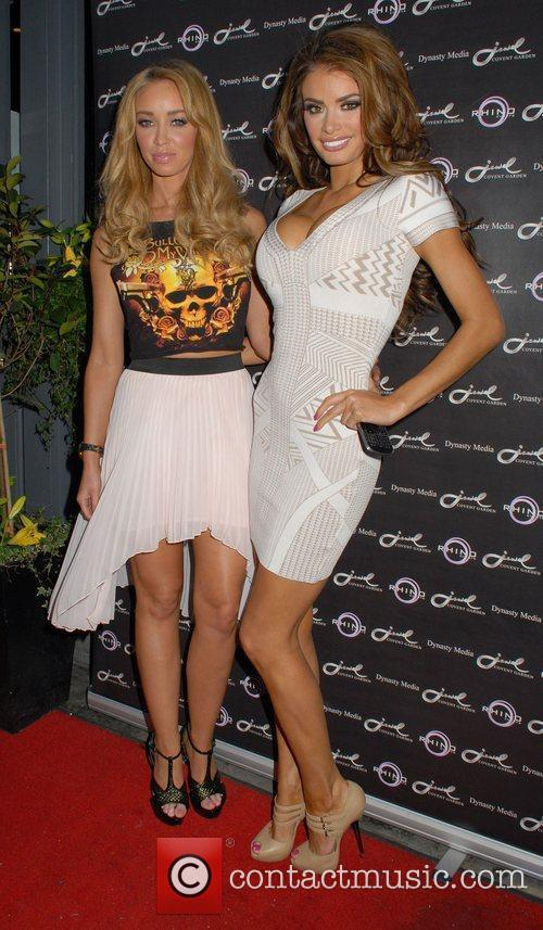 Lauren Pope, Chloe Sims and Jewel Bar 5