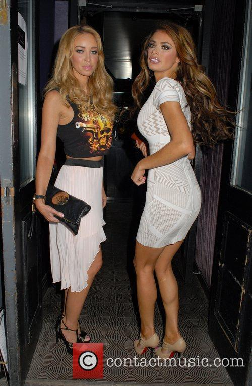 Lauren Pope, Chloe Sims and Jewel Bar 6