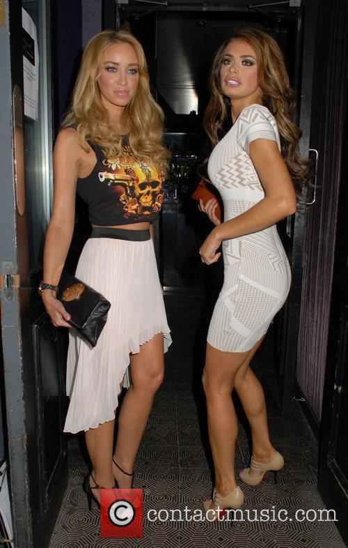Lauren Pope, Chloe Sims and Jewel Bar 7