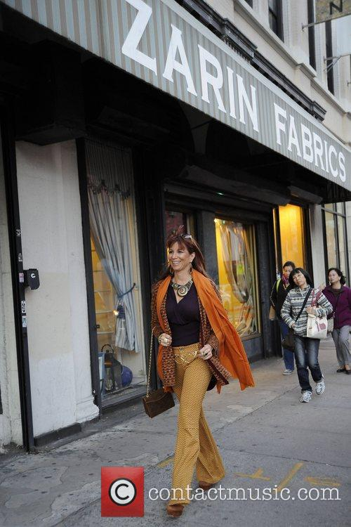 Former, Real Housewives, New York City and Jill Zarin 5