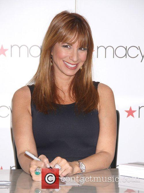 Jill Zarin launches her Spring 2012 Shapewear line...