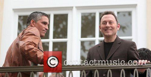 Jim Caviezel and Michael Emerson 2