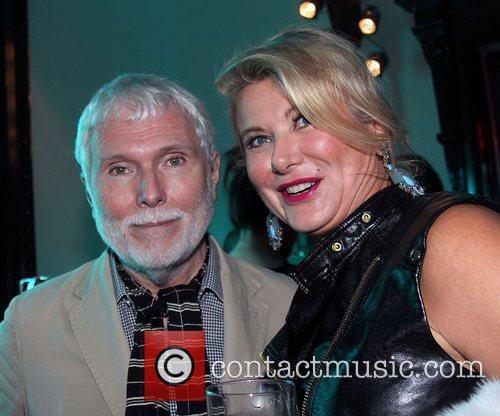 Glenn O'biren and Dame Liliana Cavendish 3