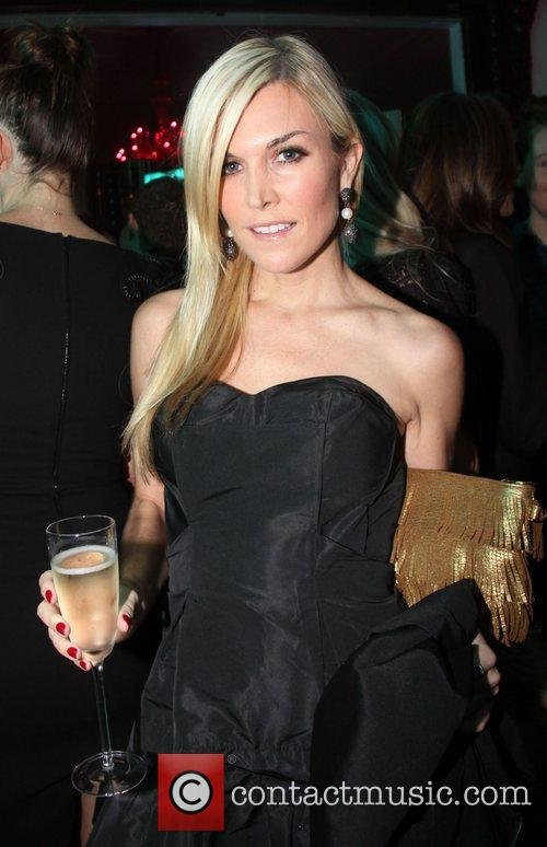 Tinsley Mortimer Jimmy Choo celebrates the launch of...
