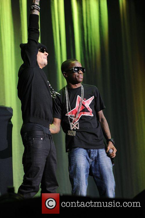 N-dubz and Tinchy Stryder 9