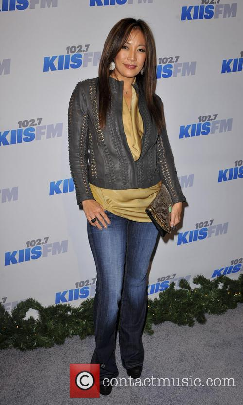 Jingle Ball Held, Nokia Theatre L., A. Live and Arrivals 1
