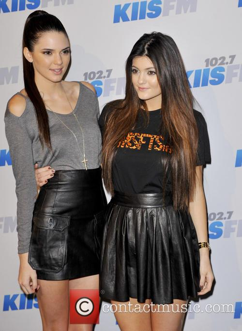 Kylie and Kendall Jenner, KIIS FM Ball