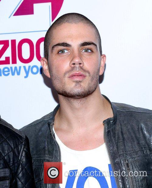 Max George Z100's Jingle Ball 2012 presented by...