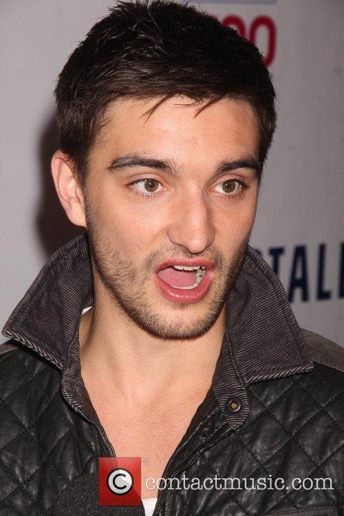 Tom Parker Z100's Jingle Ball 2012 presented by...