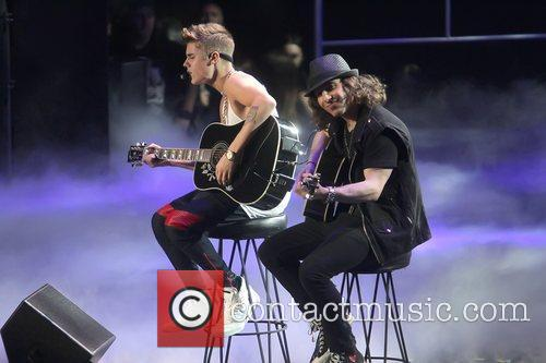 justin bieber z100s jingle ball 2012 presented 5965247