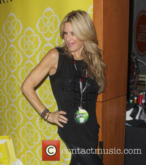 Jingle Ball, G, Guess, Nokia Theatre L., A. Live and Gifitng Lounge 11