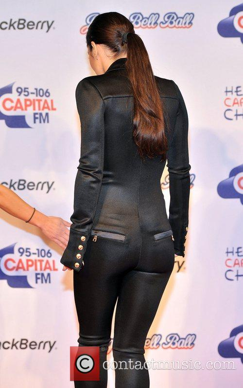 Cheryl Cole, O2 Arena and Capital Fm Jingle Bell Ball 3