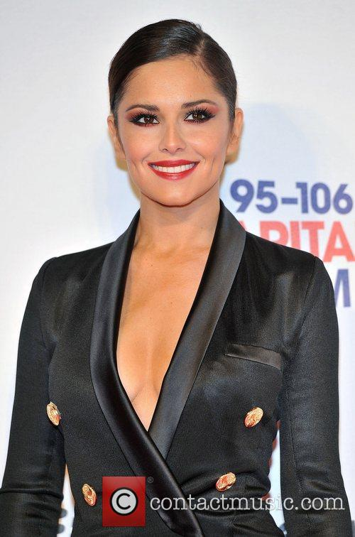 Cheryl Cole, O2 Arena and Capital Fm Jingle Bell Ball 4