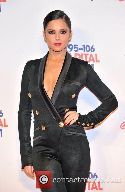 Cheryl Cole at Capital FM