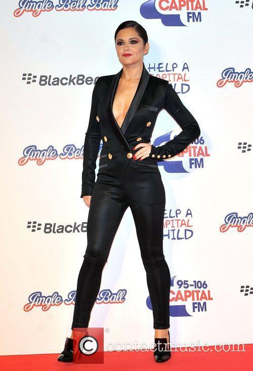 Cheryl Cole, O2 Arena and Capital Fm Jingle Bell Ball 7