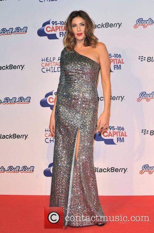 lisa snowdon capital fm jingle bell ball 4193194