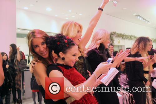 Dori Cooperman; Stacey Bendet Jingle Bell Rockaway benefit...