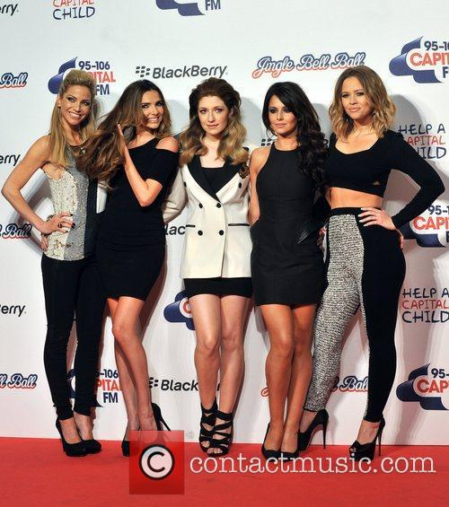 Girls Aloud Jingle Bell Ball