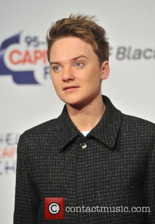 Conor Maynard, O2 Arena and Capital Fm Jingle Bell Ball 3