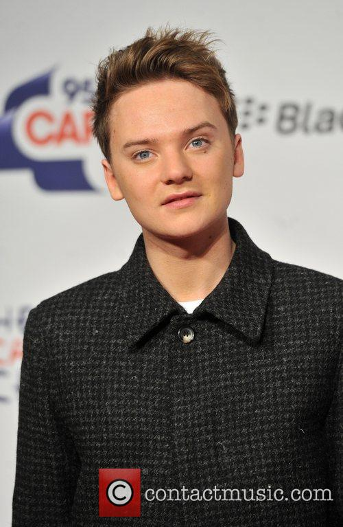 Conor Maynard, O2 Arena and Capital Fm Jingle Bell Ball 4