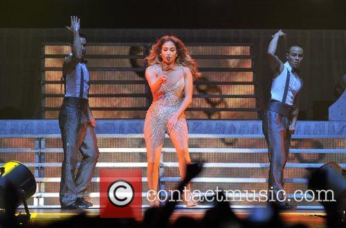 Jennifer Lopez and O2 Arena 7