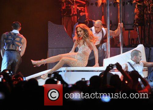 Jennifer Lopez and O2 Arena 10