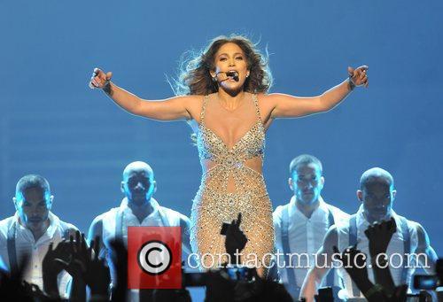 Jennifer Lopez and O2 Arena 9