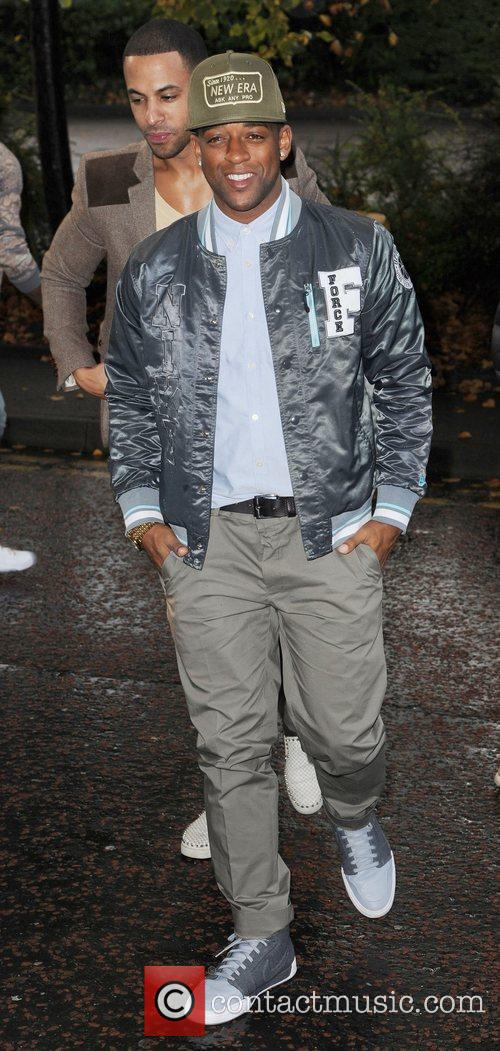 Oritse Williams and Marvin Humes 5