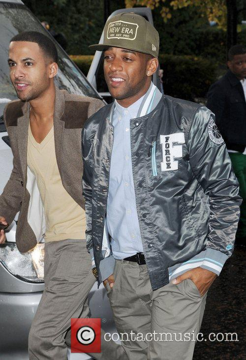 Oritse Williams and Marvin Humes 4