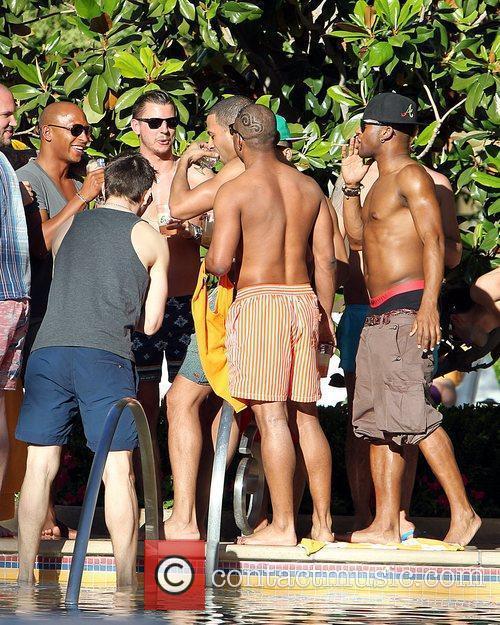 Jonathan Gill, JLS and Las Vegas 12