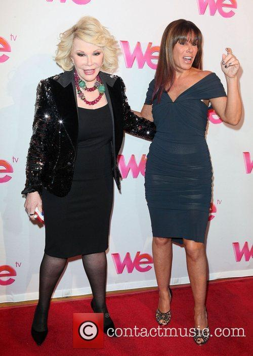 Joan Rivers, Melissa Joan and Melissa Rivers 2