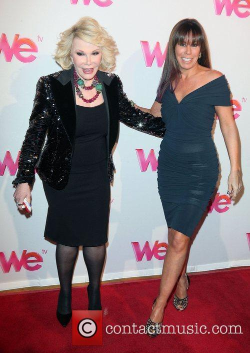 Joan Rivers, Melissa Joan and Melissa Rivers 4