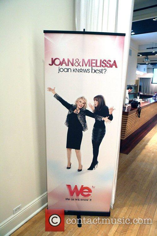 Joan Rivers, Melissa Joan and Melissa Rivers 6