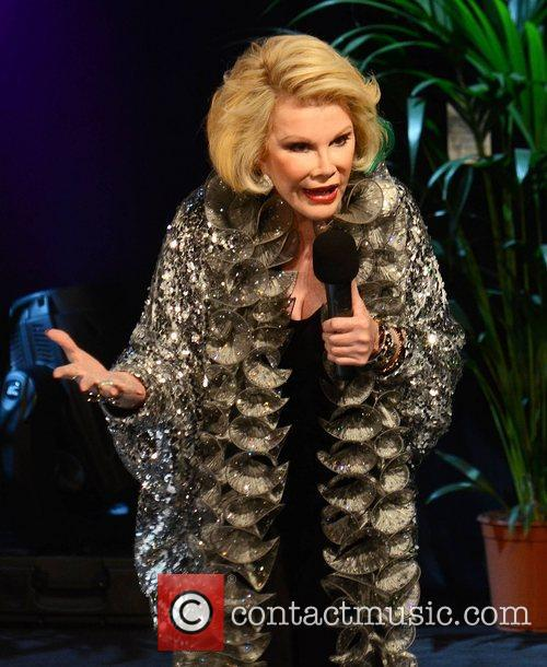 joan rivers performs at vicar street with 4120406