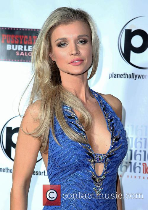 Supermodel and Reality Star Joanna Krupa appears at...