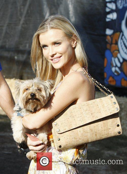 Joanna Krupa and Yorkshire 1