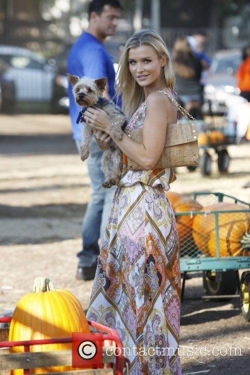 Joanna Krupa and Yorkshire 11